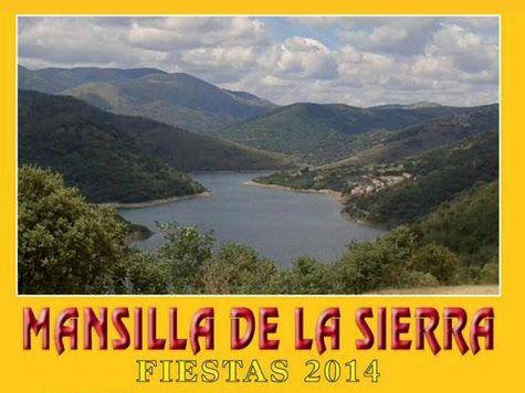 Mansilla de la Sierra celebrará las fiestas de 'La Cruz' del 1 al 3 de agosto ♪ ♫ #FiestasRiojanas ...♪ ♫