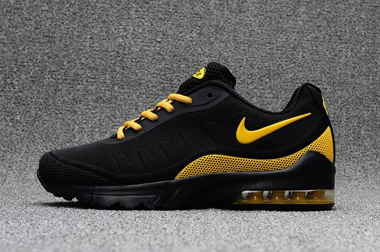 cebd02cbc81 Nike 95 KPU NIKE AIR MAX 95 KPU KPU Black Gold Men 40-47 in 2019 ...