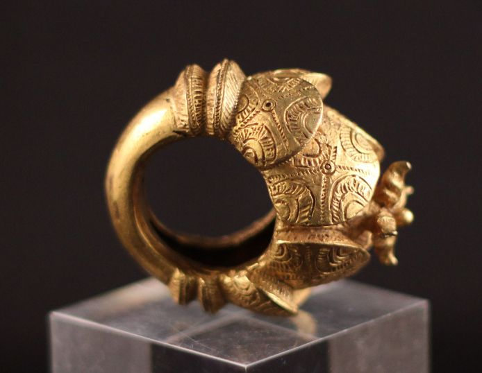 Tribal Art Treasures Ring Country of Origin Ghana Ethnic Group