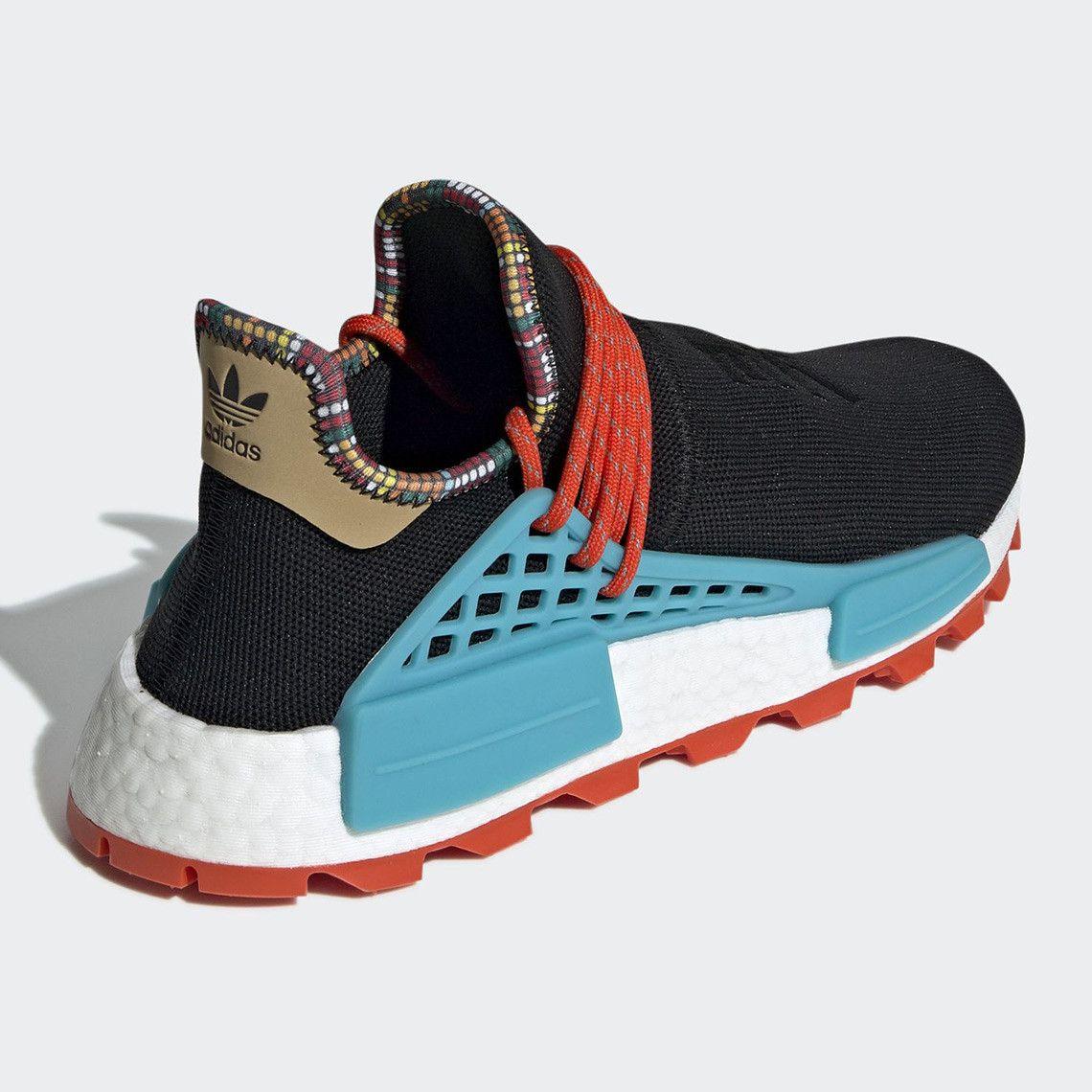 reputable site cef3b 85d32 Pharrell adidas NMD Hu Inspiration Pack Photos + Release Info  SneakerNews. com