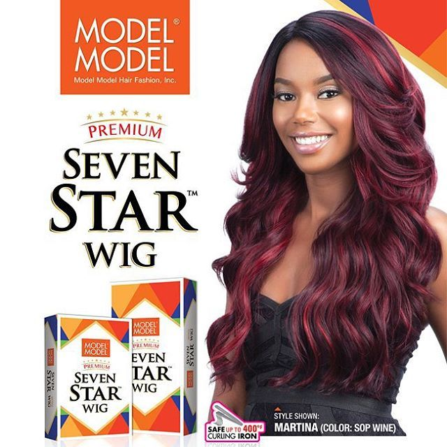 Pin By Model Model Hair Fashion On Seven Star Wig