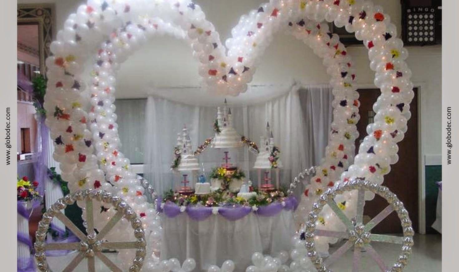 Decoracion y ornamentacion de 15 buscar con google for Ornamentacion para 15