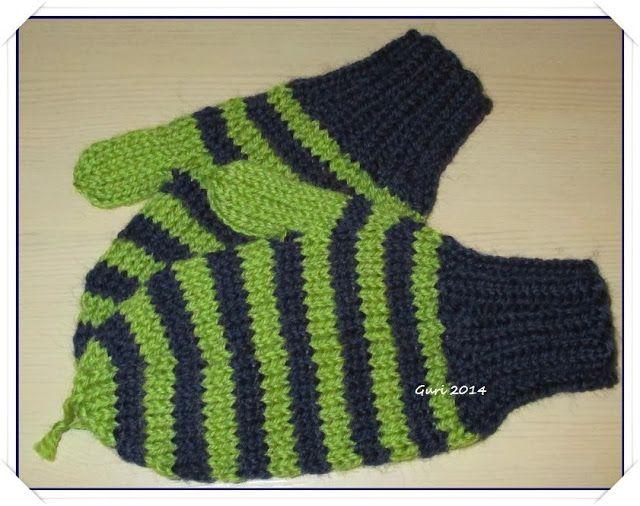 Hjerte GO`H Design: Barn sokker