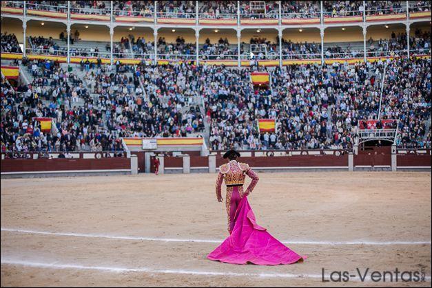 Plaza de Toros de Las Ventas · San Isidro 2015 · 20 de mayo. Fotografía Álvaro Marcos.