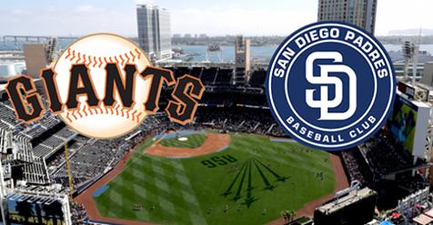 Mlb Live San Diego Padres Vs San Francisco Giants Online Live Streaming 2018 Go Live San Diego Padres San Diego Diego