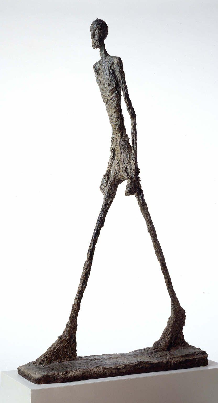 """Alberto Giacometti, """"L'Homme Qui Marche I"""", 1961 ..."""