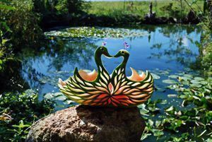 Photo of Wassermelonenskulptur. t / # watermelon #sculpture – Food Carving