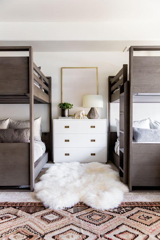Best Becki Owens Modern Bunk Room A Kid Friendly Cozy Space 400 x 300