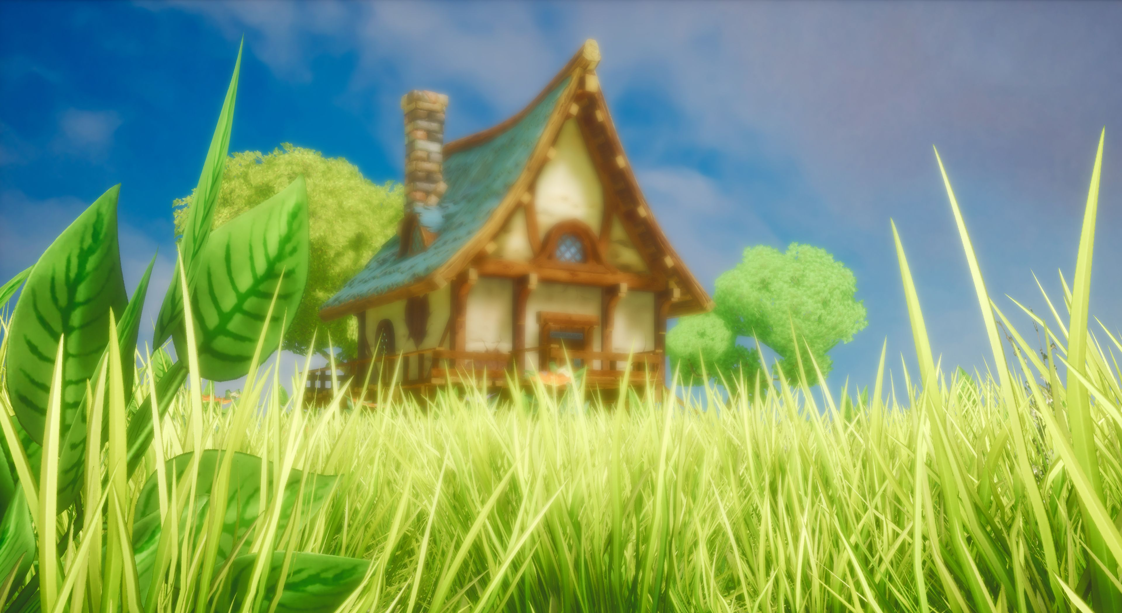 Unreal Engine 4 Stylized Rendering Workflow | Neat Game