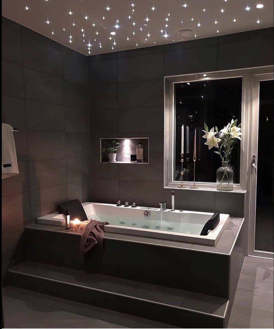 30 Luxury Bathroom Decor Ideas - The Wonder Cottage #dreambathrooms