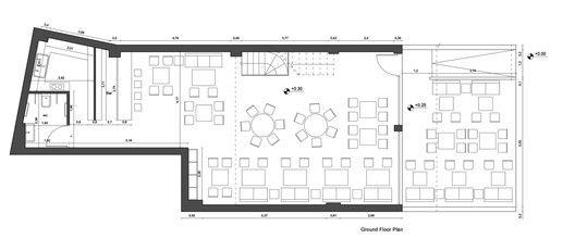Alaloum Board Game Café,Plan