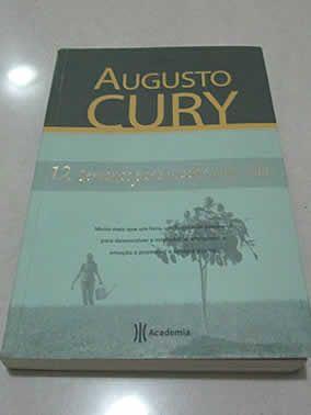 Livro 12 Semanas Para Mudar Uma Vida Augusto Cury Literatura