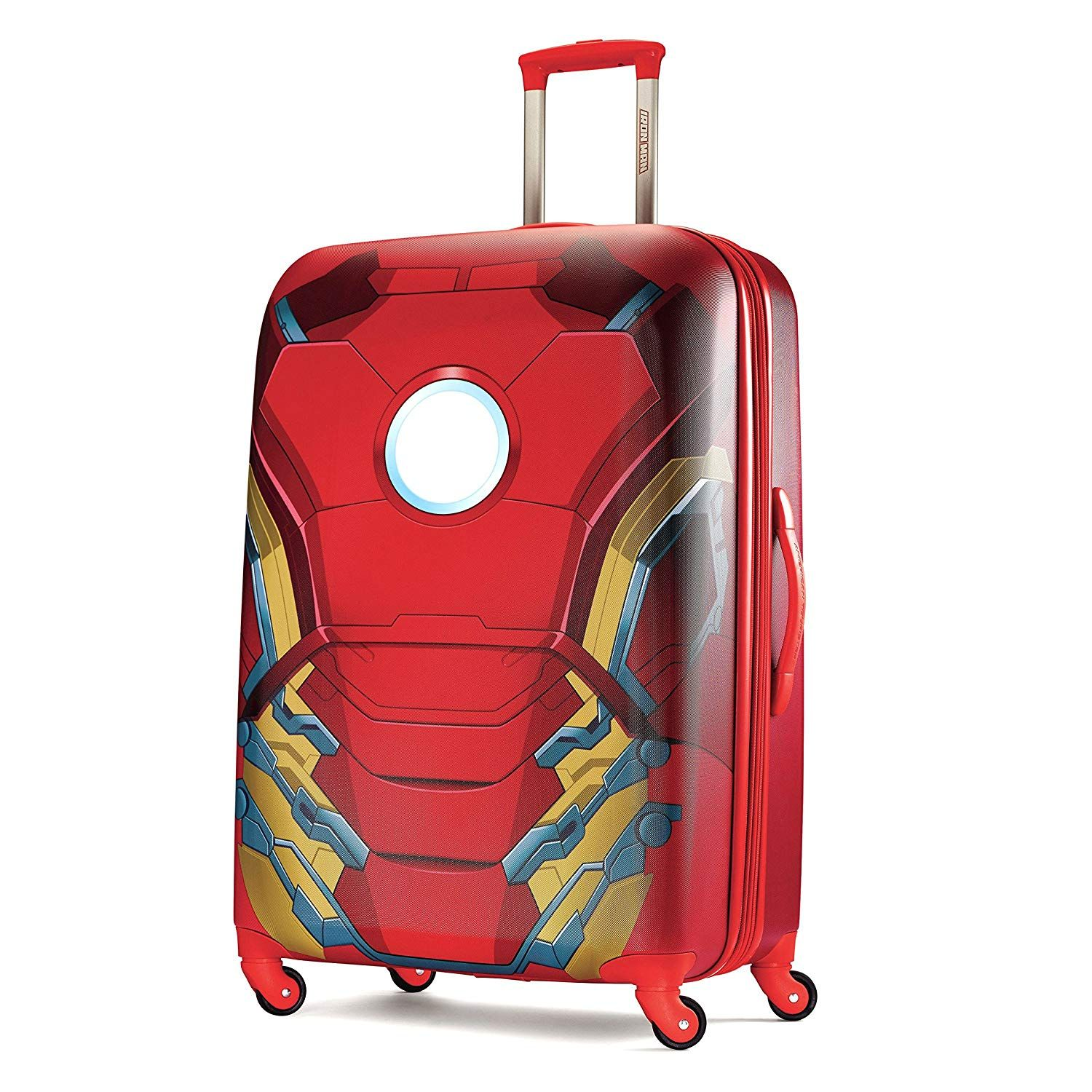 American Tourister Marvel 28 Inch Spinner Iron Man