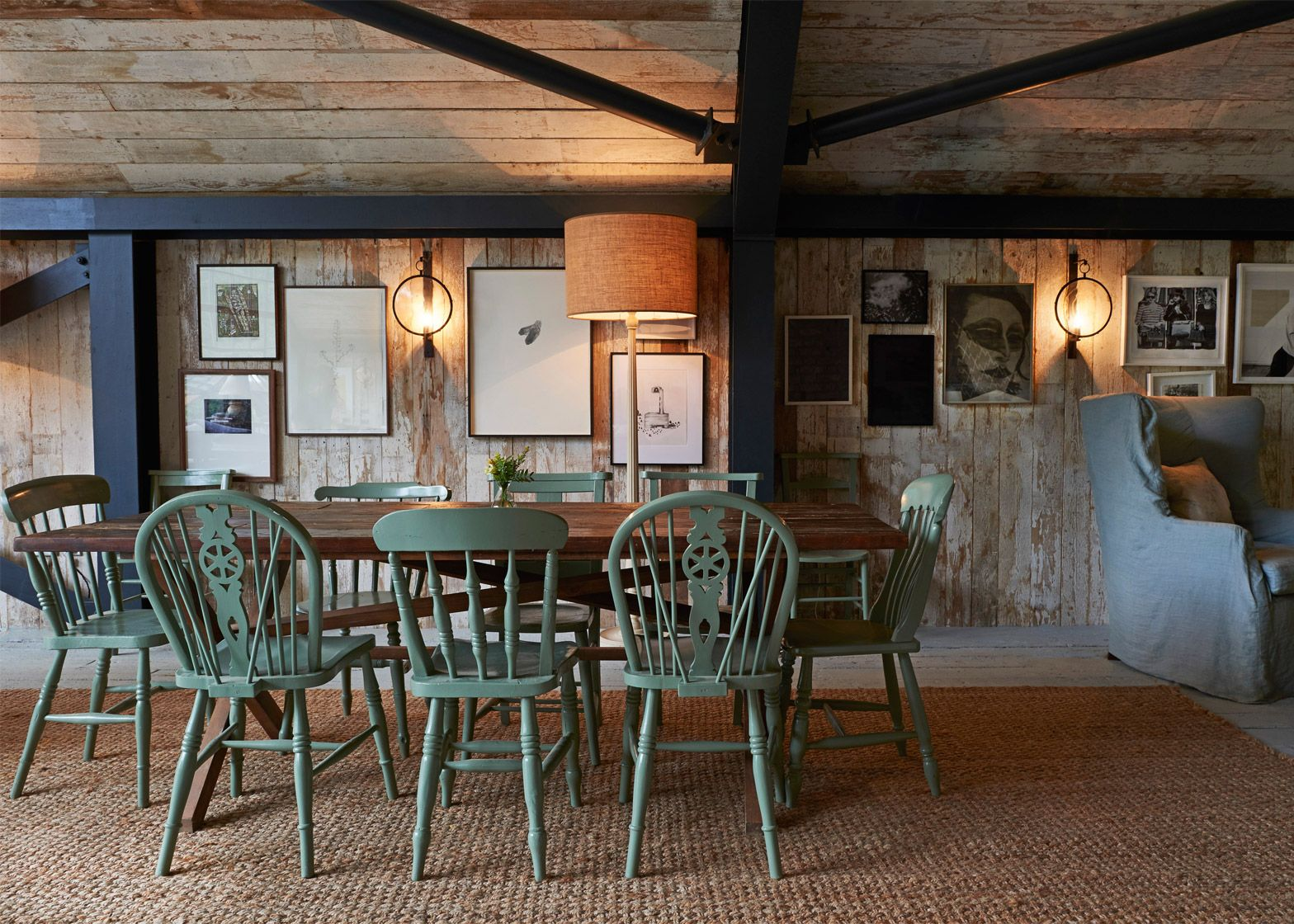 Soho House And Michaelis Boyd Turn Farm Into Luxury Members Hotel