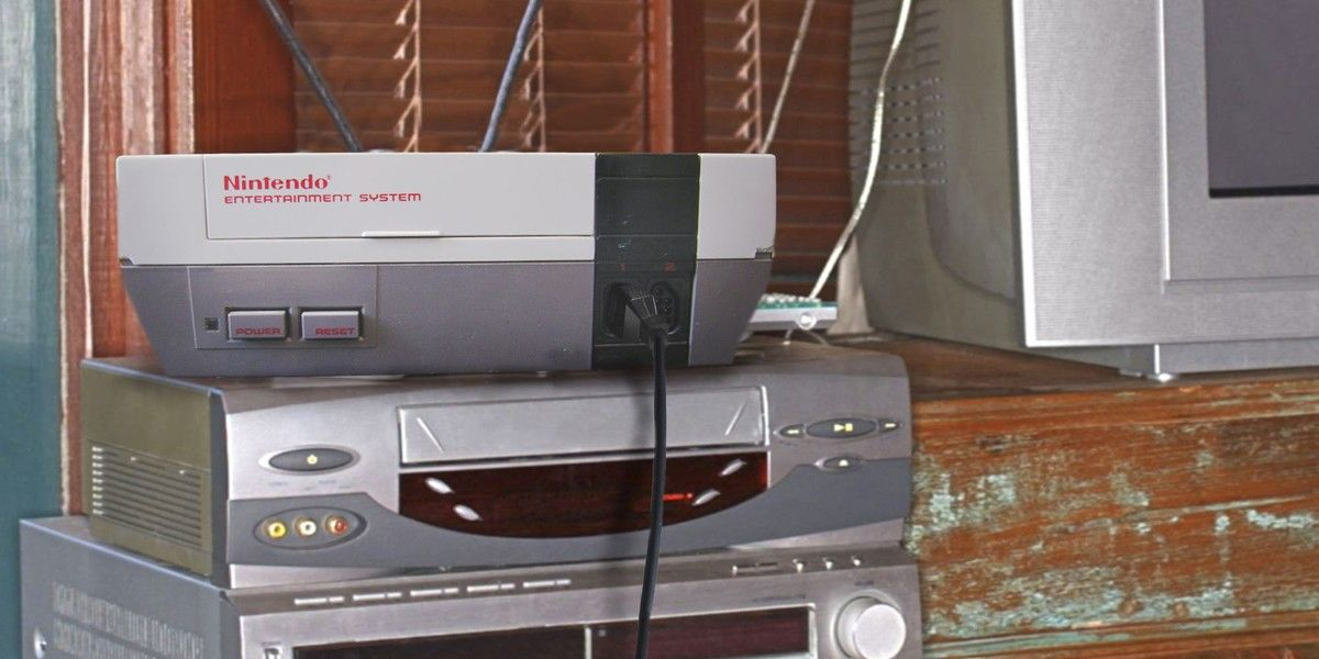 30-Year-Old NES Still Wasting Life Playing Video Games