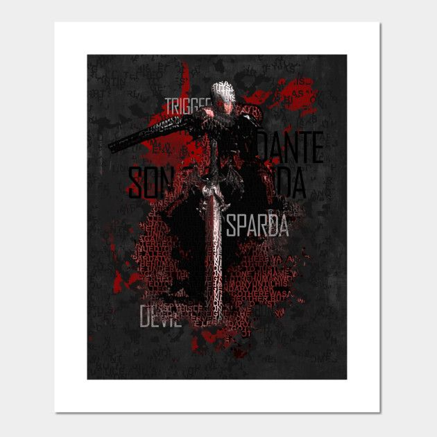 Devil May Cry 1 Devil Hunter Posters and Art Prints | Displate thumbnail