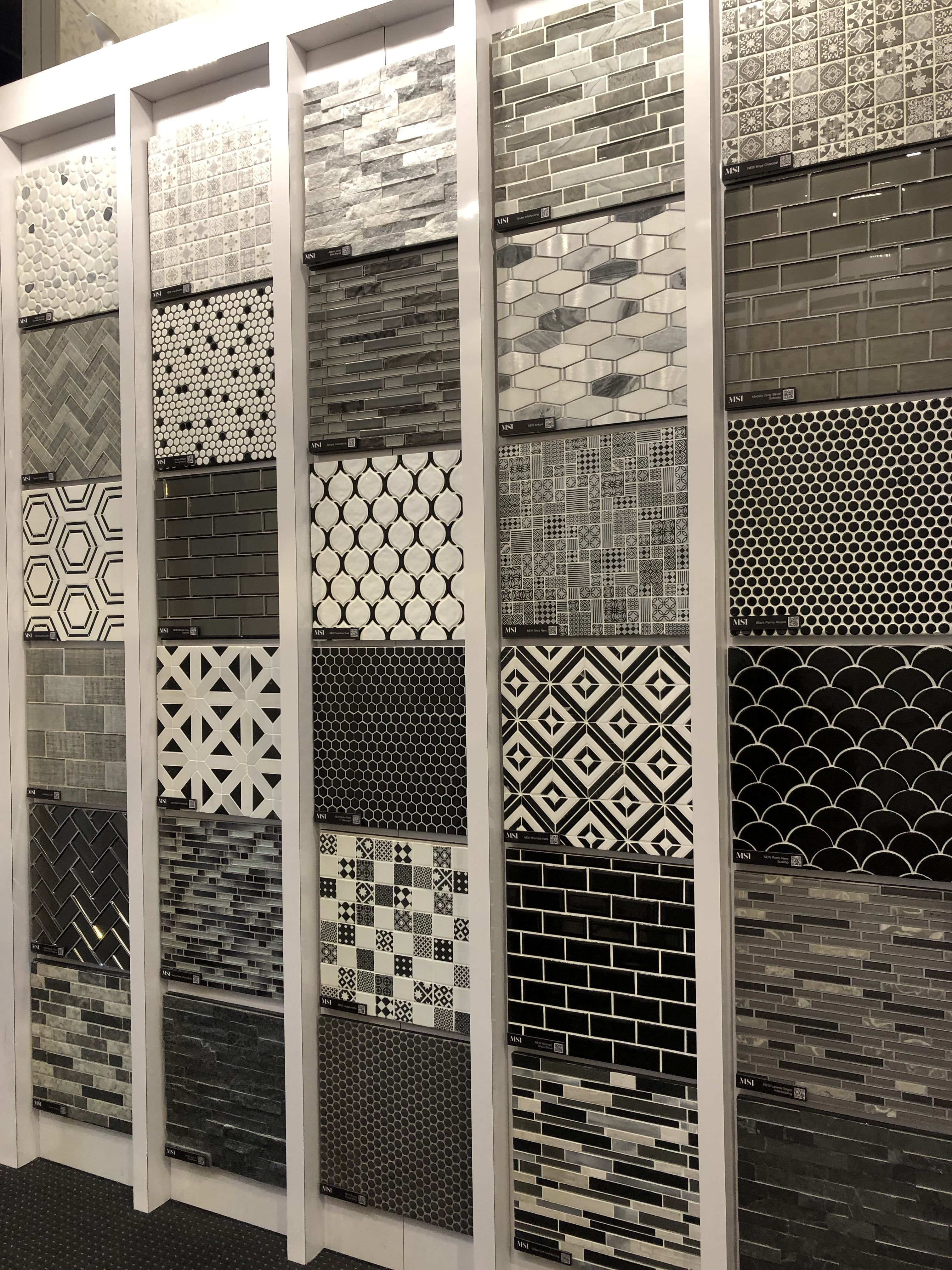 Inside The Msi Surfaces Booth Tile 2019 Design And Construction