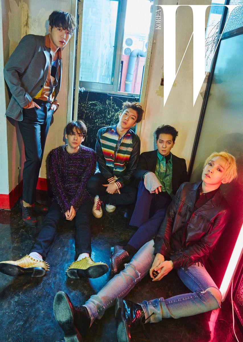 Yg Who Do You Love Lyrics WINNER - W Korea Magaz...