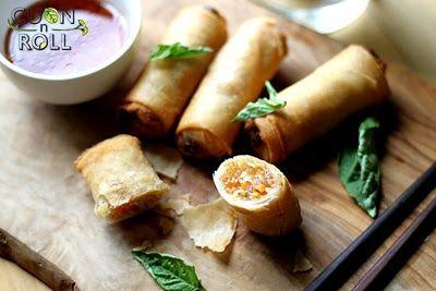 Cách làm món nem chay ngon Ngày rằm hãy cùng Cuốn vào bếp làm món nem chay thanh đạm. nhẹ nhàng cho ngày ăn chay nhé ...