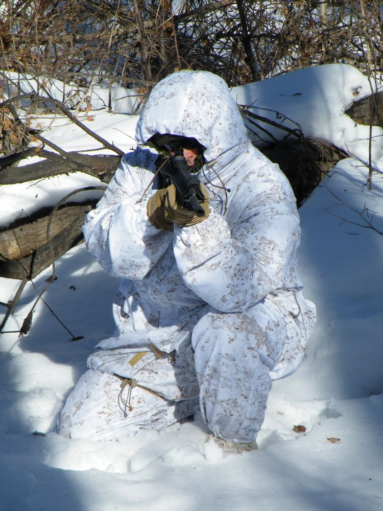 PenCott-Snowdrift - Canada | Camouflage | Military ...