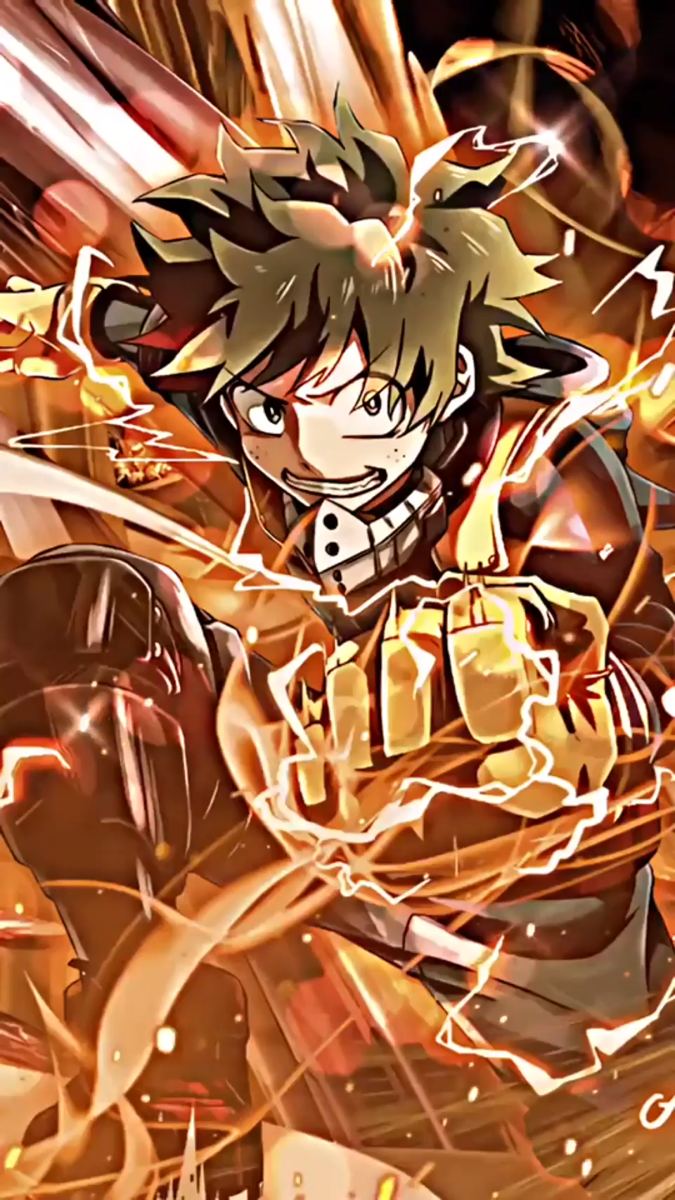 Izuku Midoriya Deku – Boku no Hero Live Wallpaper - アニメ & ポケモン  2020