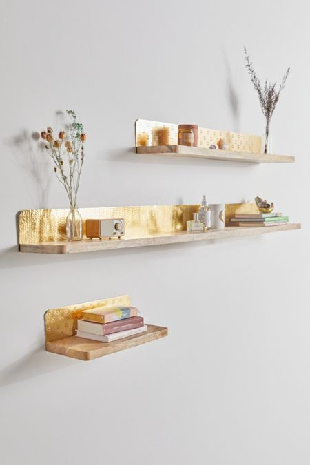 Wall Storage Shelving Urban Outfitters In 2020 Metal Wall Shelves Wall Shelves Floating Shelves