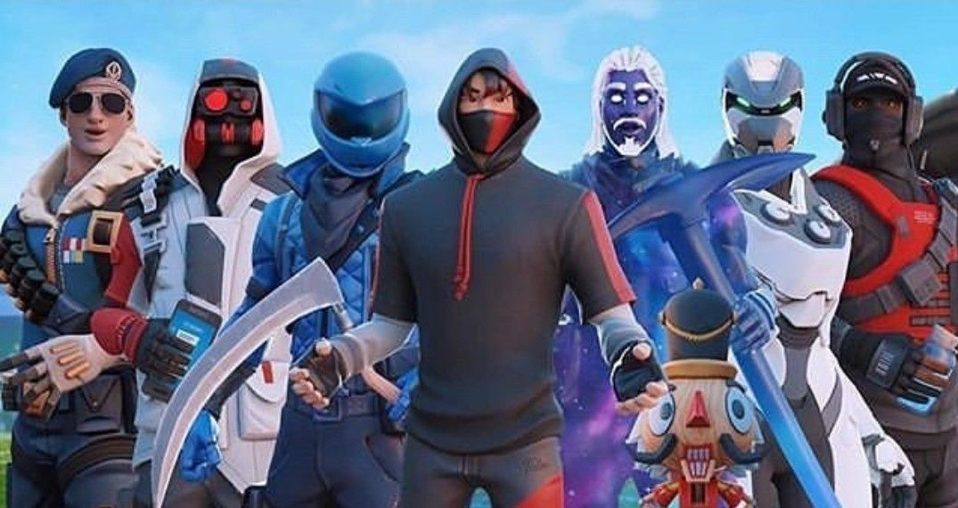 Ruby Skin Fortnite Pictures 1000 Awesome Ikonik Images On Picsart Di 2020