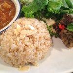 ササヤカフェ - 料理写真:玄米