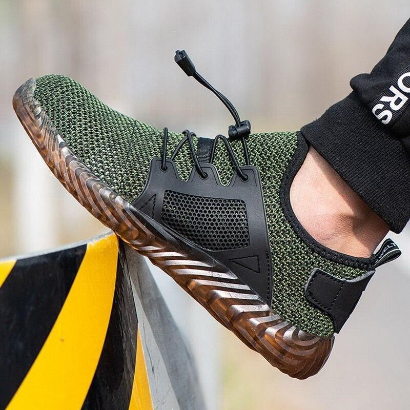 Ryder Shoes Men Indestructible Steel