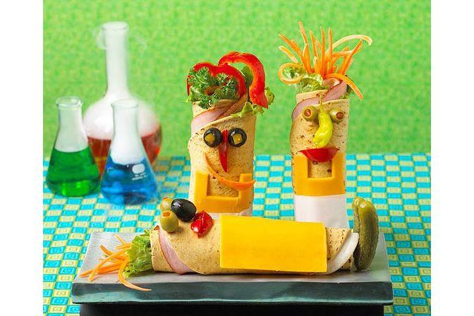 Marmalade.hu - 12 szörnyen egészséges és finom Halloween recept