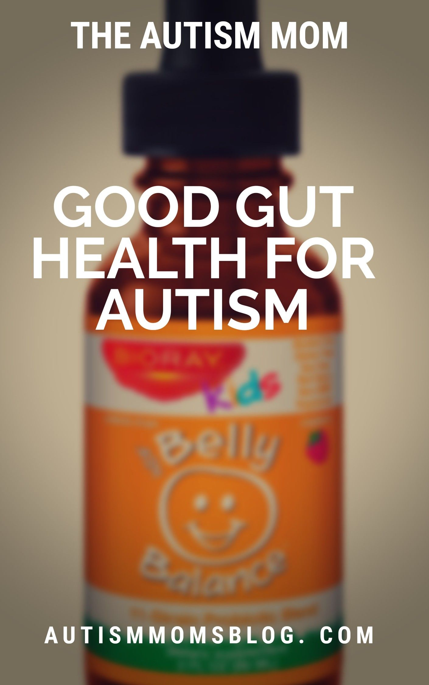Get good bacteria into your autistic childs gut with