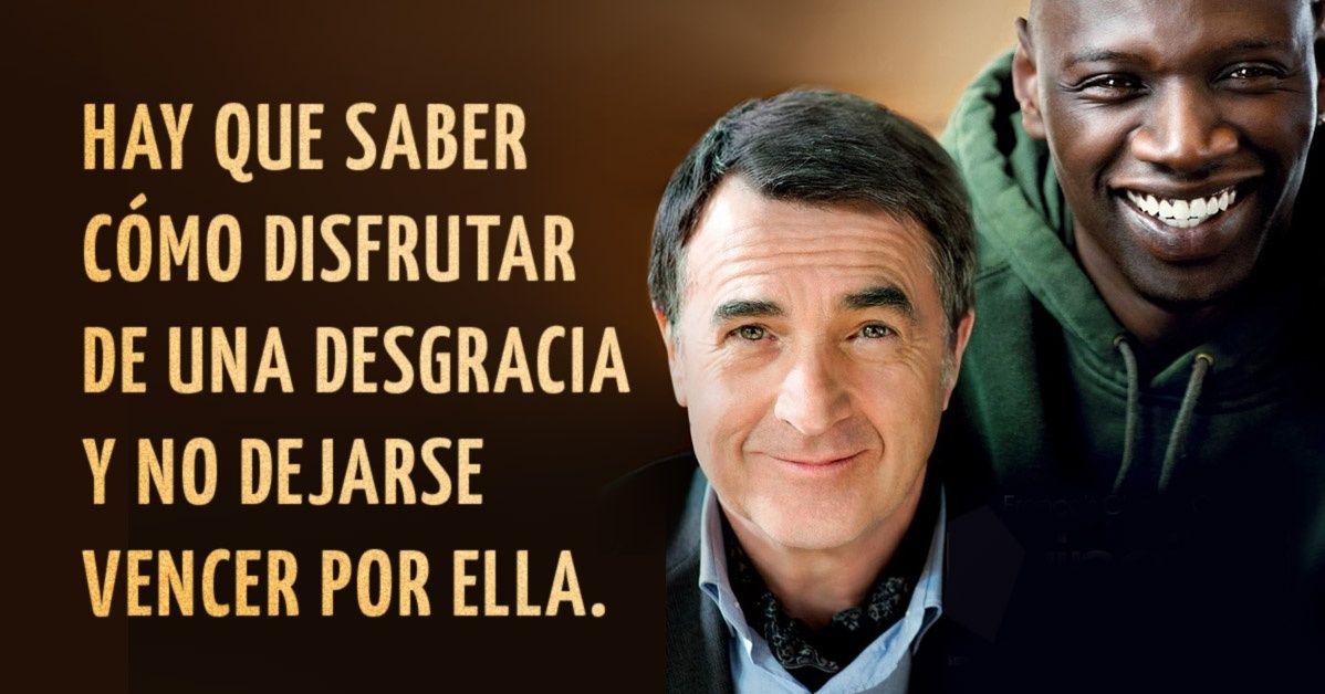 13 Hermosas Frases De Amigos Intocables Amigos Intocables Intocable Pelicula Pelicula Amigos