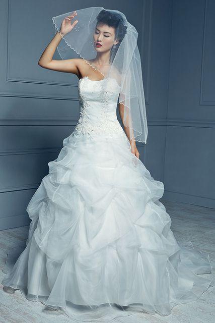 Tati mariage robe bustier