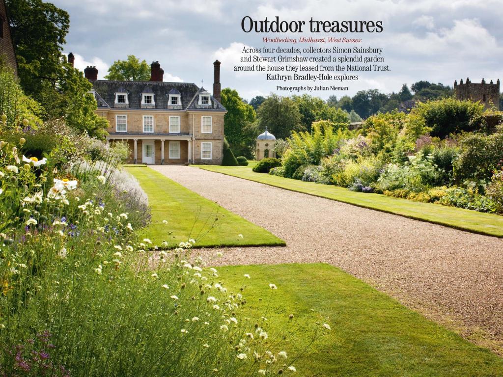 Lanning Roper - Woolbeding Gardens, Midhurst, West Sussex | Gardens ...