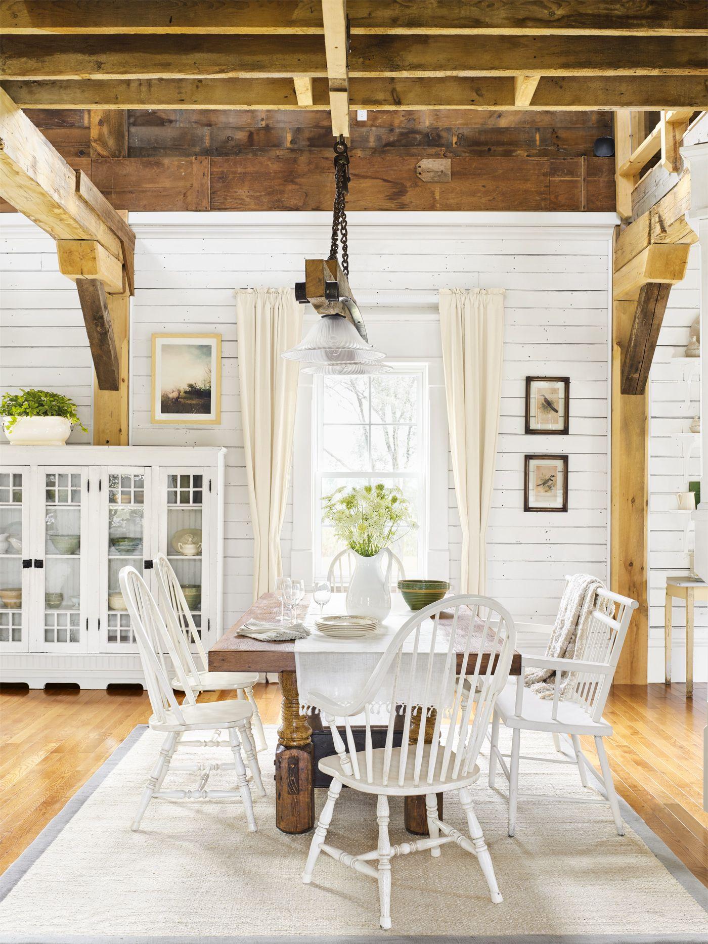 Farm House Window Treatments