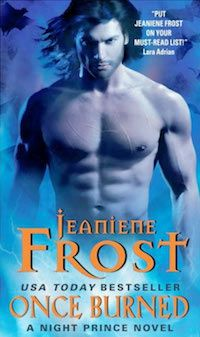 Good paranormal romance books for adults