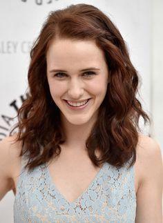 Rachel Brosnahan Rachel Brosnahan Beauty Hair