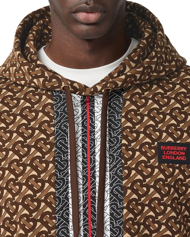 Burberry Men S Muckford Tb Monogram Hoodie Sweatshirt W Stripes Monogram Hoodie Monogram Hoodie Sweatshirts Sweatshirts Hoodie [ 1500 x 1200 Pixel ]