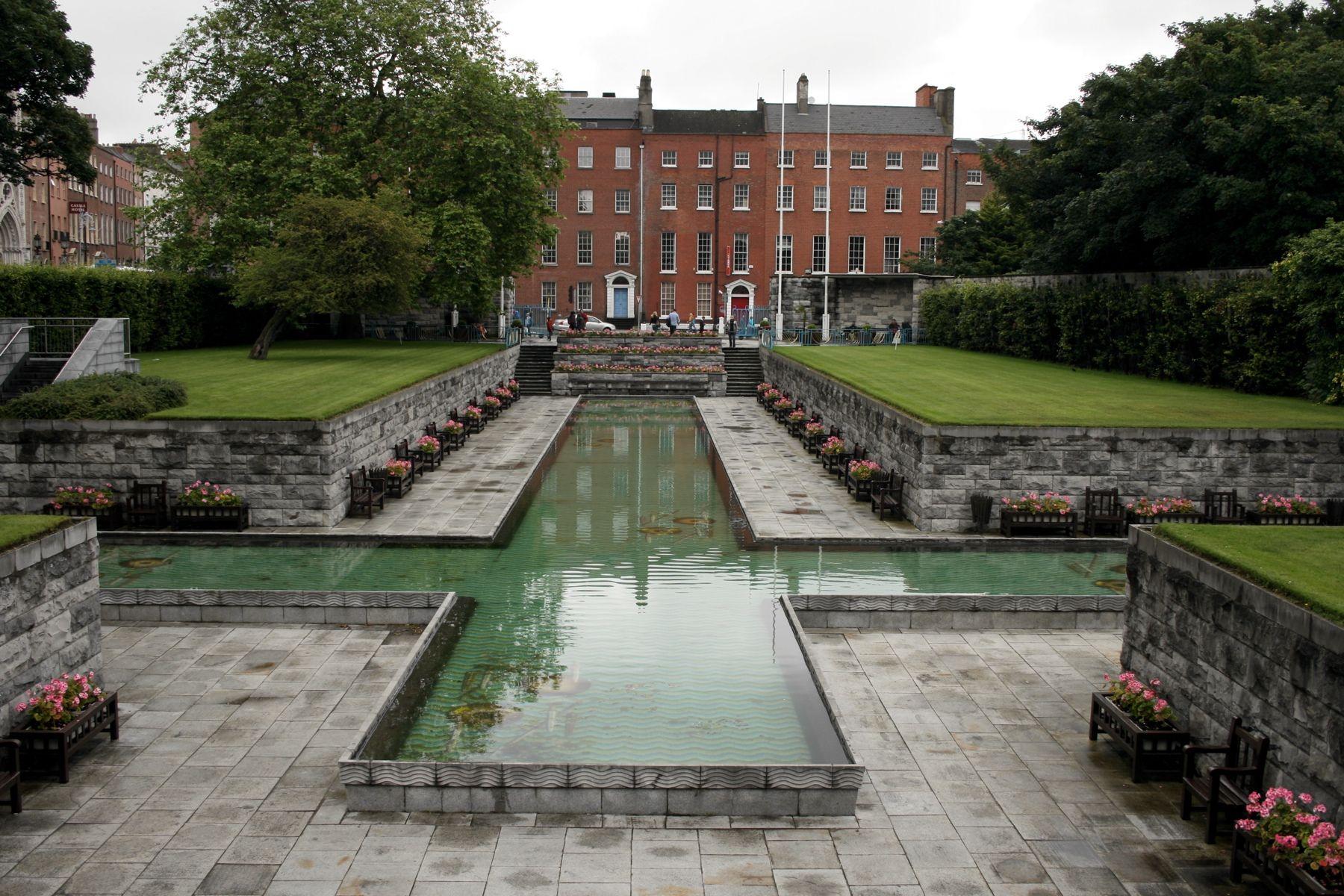 Garden Of Remembrance, Parnell Square, Dublin 1