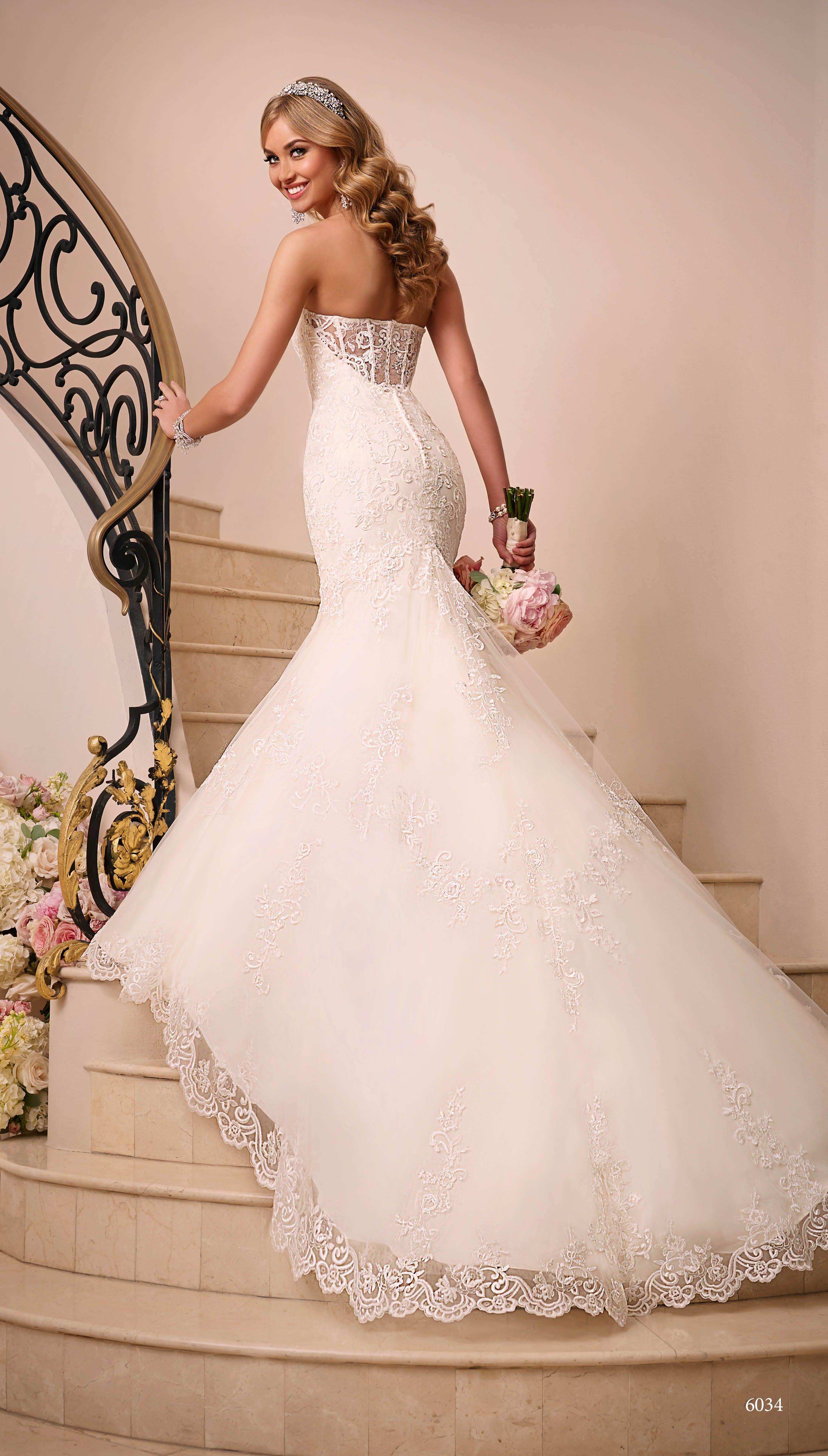 6034 Stella York | my world | Pinterest | Hochzeitskleider ...