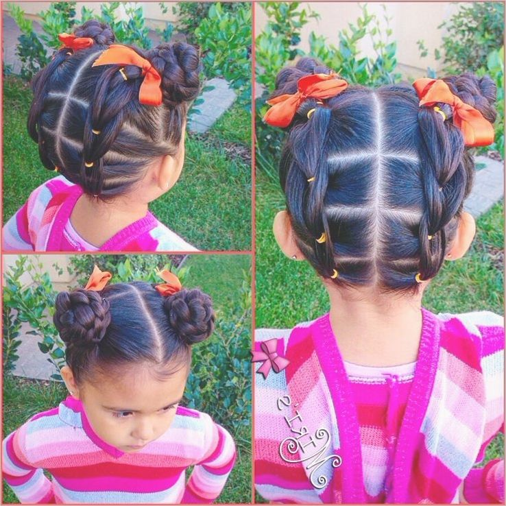 40 Cool Hairstyles For Little Girls On Any Occasion With Images