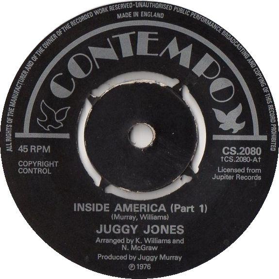 Juggy Jones - Inside America (Part 1) (Contempo) No.39 (Feb '76) > https://www.youtube.com/watch?v=uUgcSi3fwB4