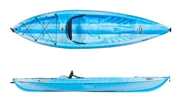 Pelican Apex 100 10 Fishing Kayak Review