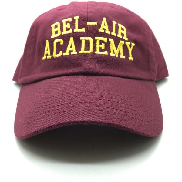 Will Smith Fresh Prince Fabolous Bel-Air Academy Dad Cap Hat 4 Jersey HAT  ONLY featuring polyvore 136388507d