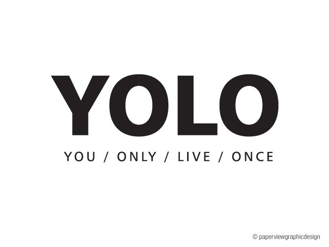logo of YOLO / event at MAD | Logos | Pinterest | Yolo and ...
