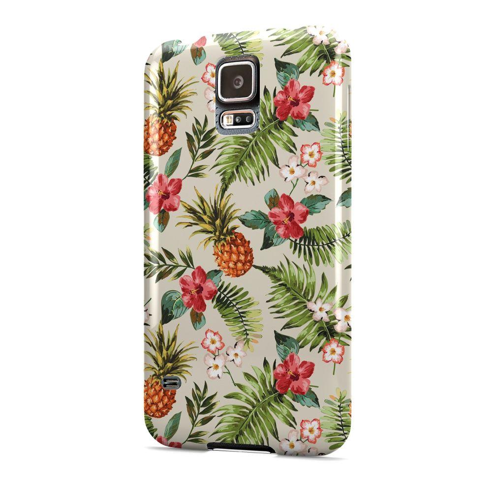 Coque Samsung Galaxy S5 motifs fashion Floral haute qualité ...