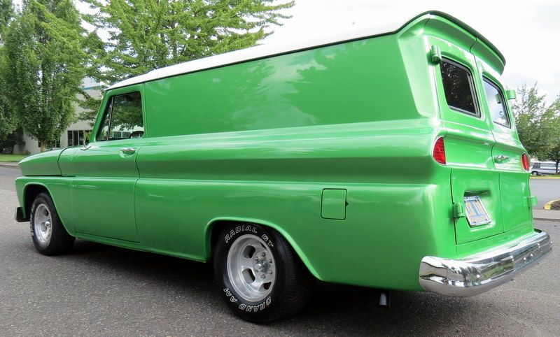 1965 Chevy Panel Jpm Entertainment Hot Rods