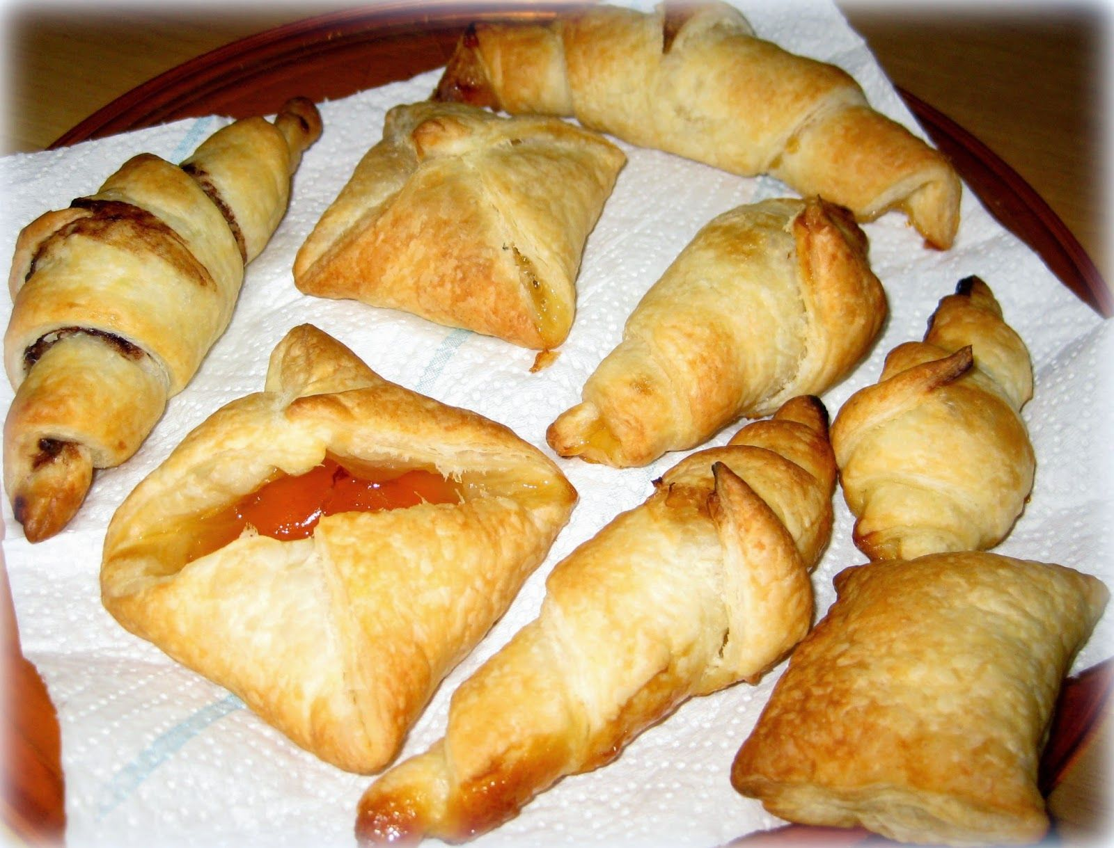 Italian Sfoglia Cake Recipes: Pasta Sfoglia - Puff Pastry