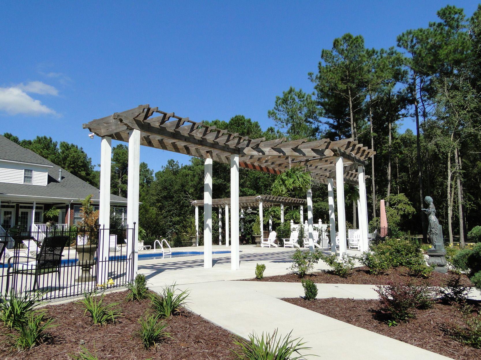 Outdoor wedding venue; The perfect southern outdoor venue ...