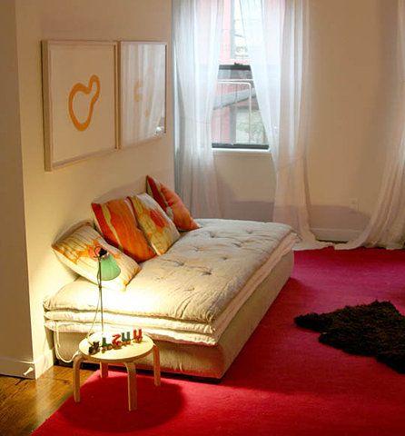 a cute corner in the house